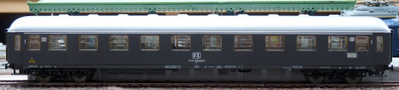 Roco 4284B: Rijtuig 1e klas FS