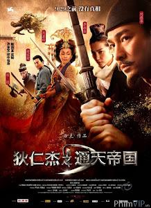 Địch Nhân Kiệt Chi Thông Thiên Đế Quốc - Detective Dee And The Mystery Of The Phantom Flame poster