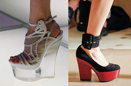 รองเท้าแฟชั่น 2012