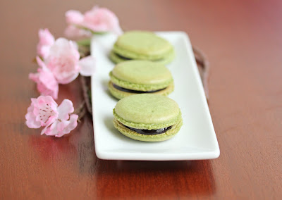 how to cook that nut free macarons