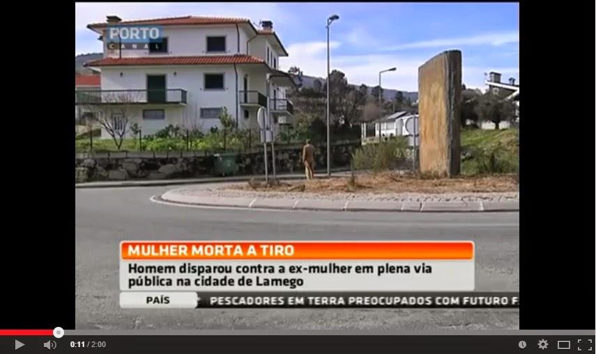 Mulher foi morta a tiro por ex-marido em Lamego - Reportagem Porto Canal