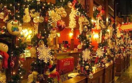 Sfondi di Natale decorazioni