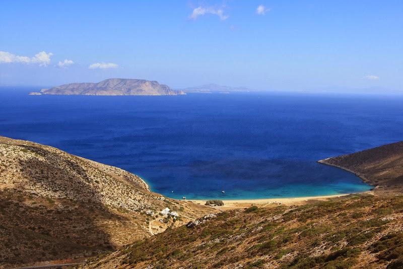 остров иос фото
