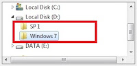 Cara Mengintegrasikan Service Pack 1 (SP1) Ke Installer Windows 7