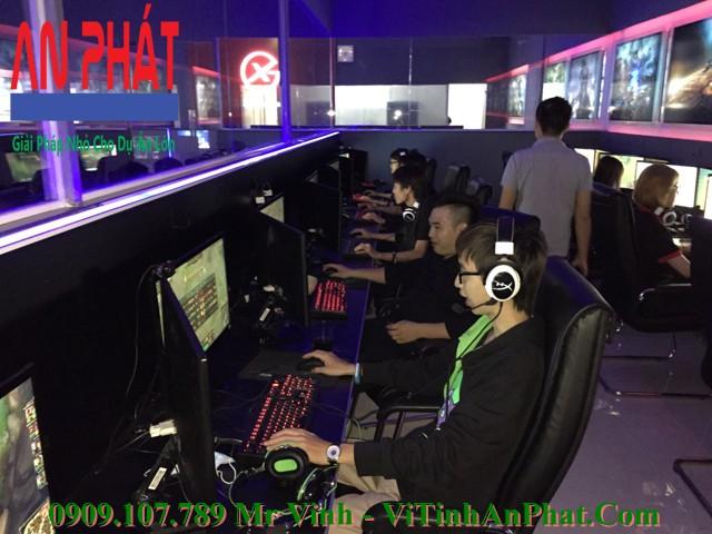 Lap Dat Phong Cyber Xgame