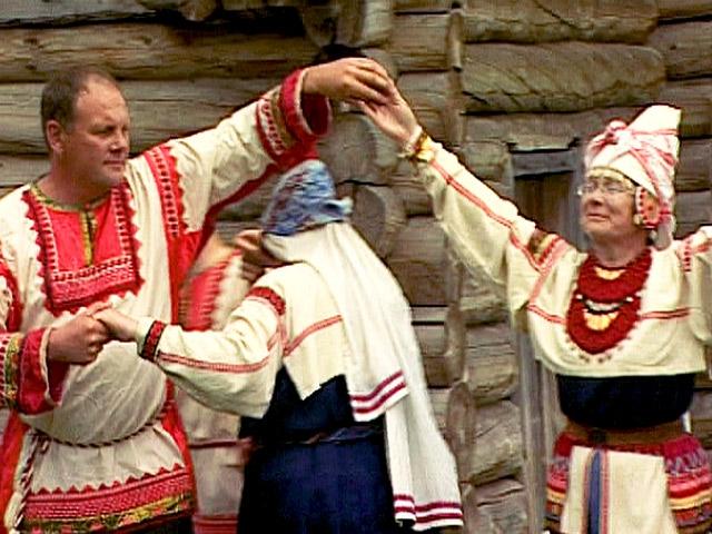 Финно-угорские народы