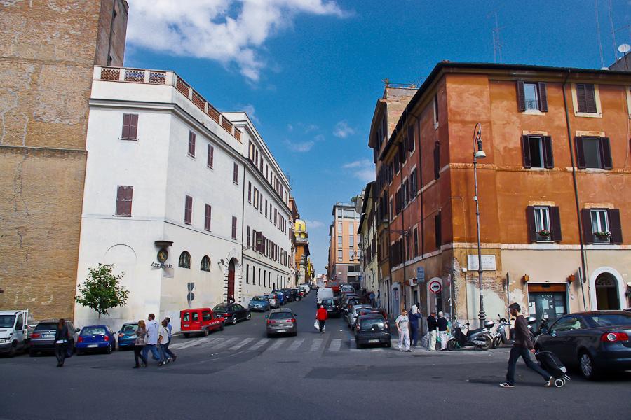 Рим на три часа