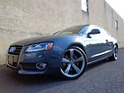 2009 Audi A5 Coupe 100K WARRANTY 6 Speed Manual Navigation Bang and Olufsen