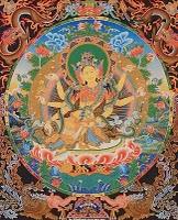 Goddess Vasudhara Image