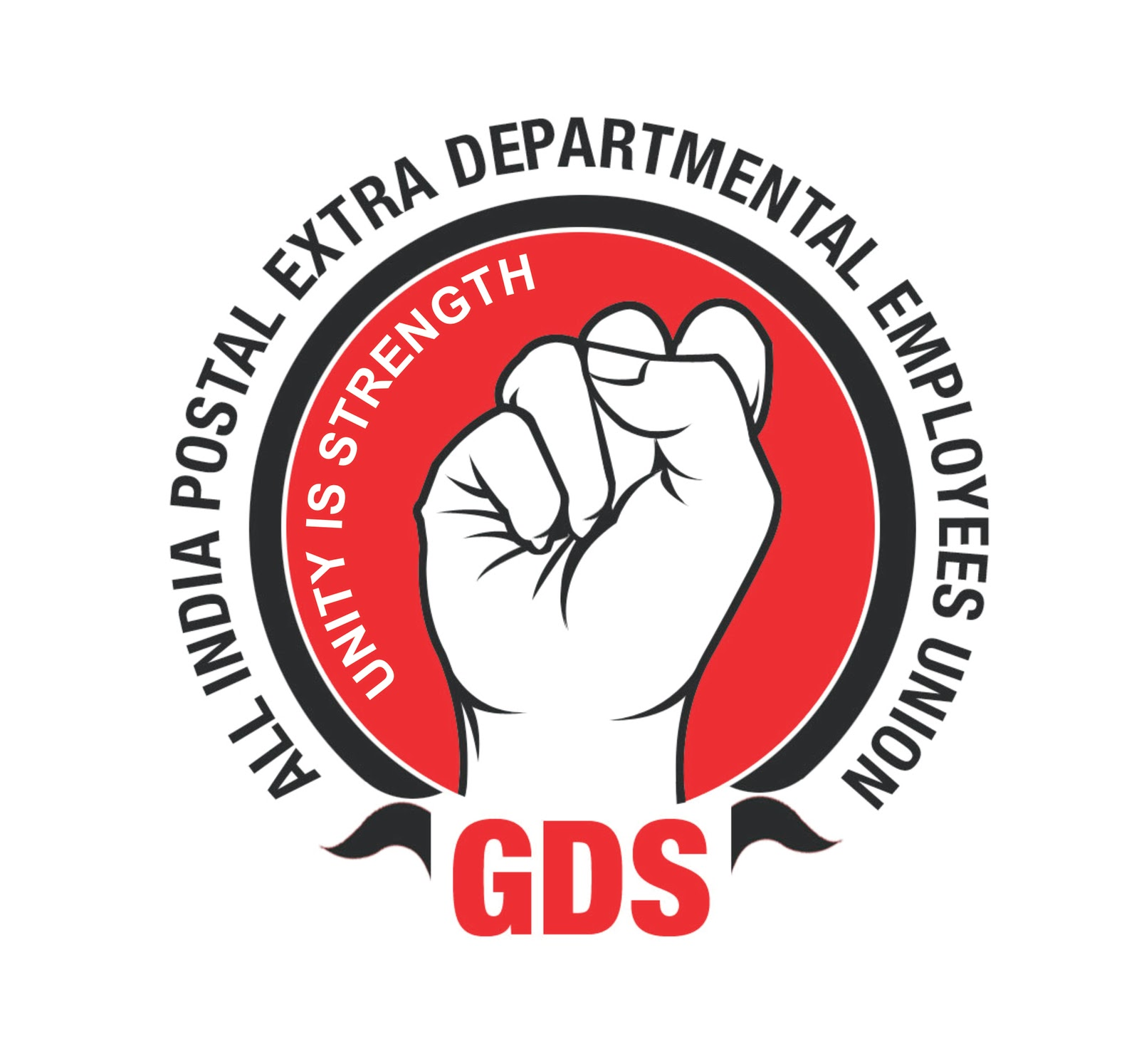 RURAL POSTAL EMPLOYEES: Official Logo Of AIPEDEU (GDS