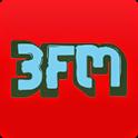 3FM Radio App voor Android, iPhone en iPad
