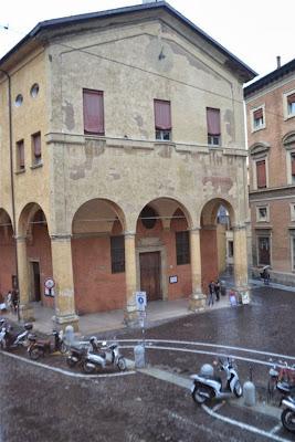La Piazzetta della Pioggia