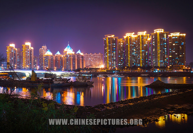 Fuzhou Night Photo 2