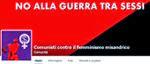 Comunisti contro il femminismo misandrico - Pagina facebook