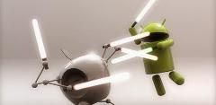 Apple pide a Google que retire una réplica de su centro de control