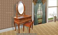 Cách chọn mua bàn trang điểm đẹp hợp phong thủy cho phòng ngủ