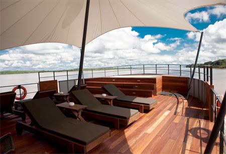 Luxury Floating Hotel