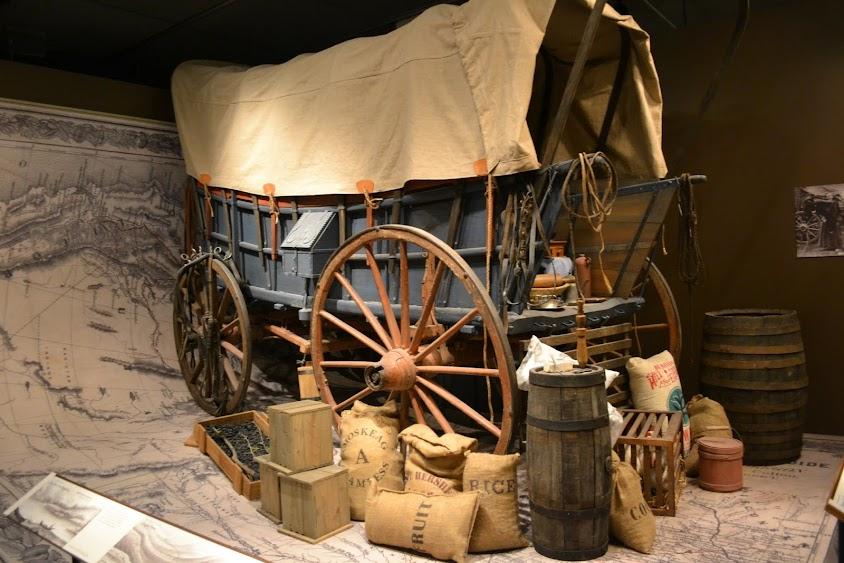Исторический музей Портленда, штат Орегон (Oregon Historical Society and Oregon History Museum, Portland, OR)