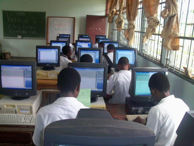 GTHS Computer Lab
