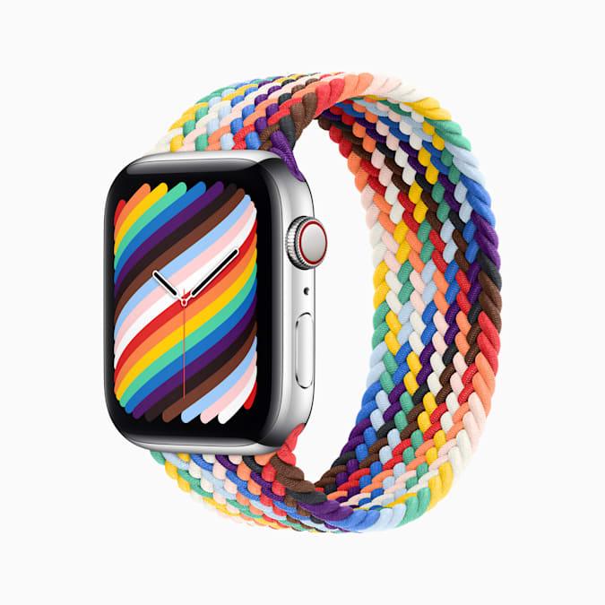 Apple Watch Pride Edition 2021