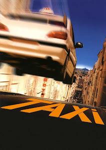 Quái Xế 1 - Taxi 1 poster