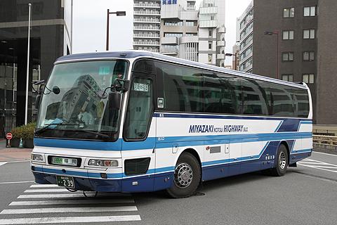 宮崎交通「フェニックス号」・239