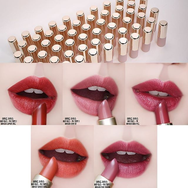 Bảng Màu Son Etude House Better Lips Talk