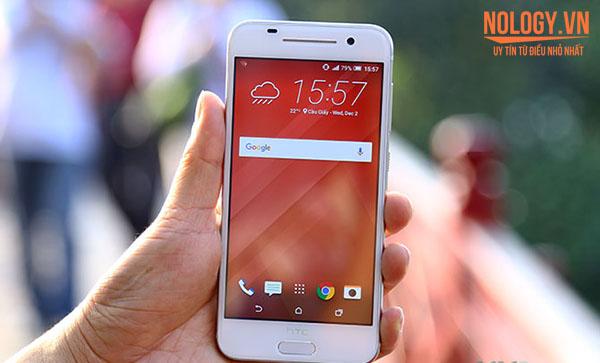 HTC One A9 quốc tế cũ đã có tại Nology