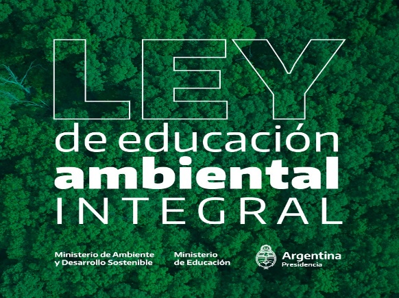 """Nicolás Trotta on Twitter: """"Hoy el @SenadoArgentina aprobó la Ley de Educación  Ambiental Integral, clave para el ejercicio ciudadano del derecho a un  ambiente sano y sostenible. Esta Ley refleja una lucha"""