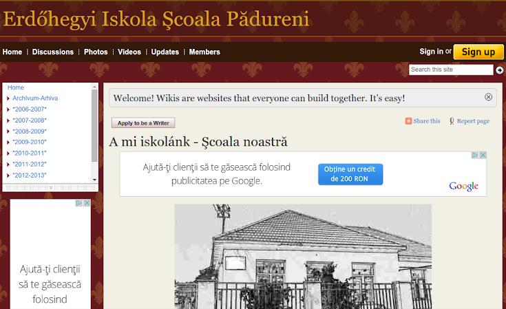 ed5 (ELECTRONIC - blog, site, aplicatie) site-ul scolii padureni_ŞCOALA GIMNAZIALĂ__Padureni_ARAD