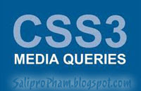 CSS3 Media Queries, Media trong CSS3