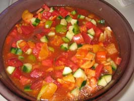 Weight Loss Recipes : Gazpacho