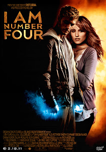 Image result for i am number four poster
