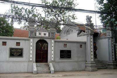 Cẩm nang du lịch lễ hội đền Thụy Khuê