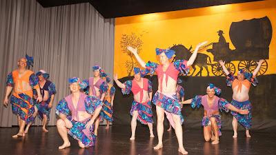 Tacatà: Der Tanz der Zigeunermänner begeister jedes Jahr aufs Neue.