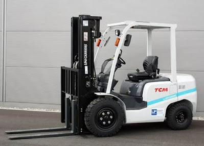 Xe nâng diesel TCM 1.5 - 3.5 tấn