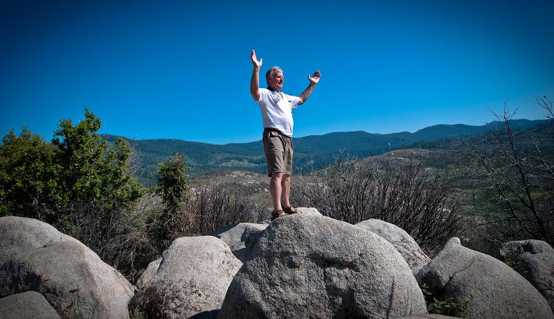 Great American Road Trip, cz. 4.2 -- wschodnia strona Yosemite..