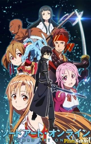 Phim Đao Kiếm Thần Vực - Sword Art Online