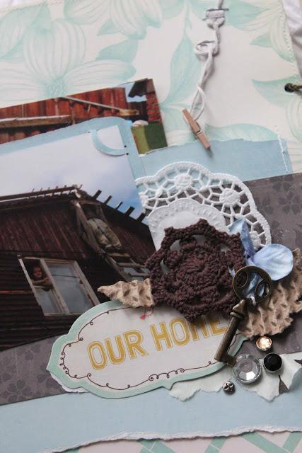 scrap-scrap.ru: скрап-страничка про дом