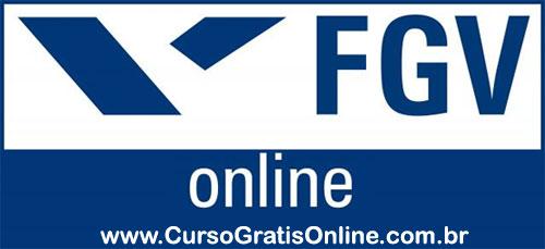 Cursos Gratuitos FGV - Inscrição Gratis