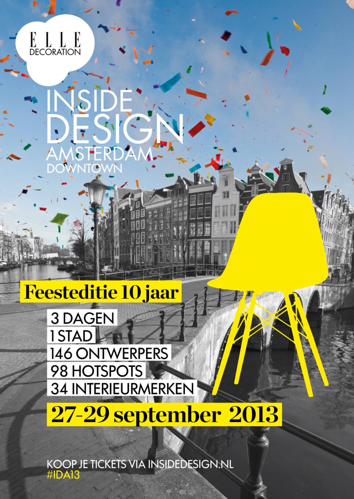 ELLE Decoration Hosts Its 10th Annual Festival Of Interior Design From 27