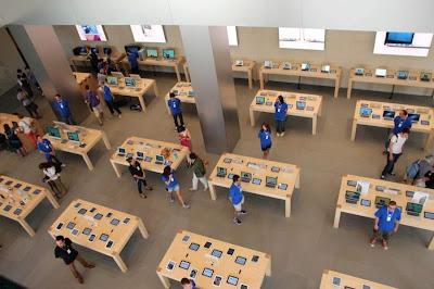 Las Apple Store de España abrirán el día 28 a las 8 para recibir el iPhone 5