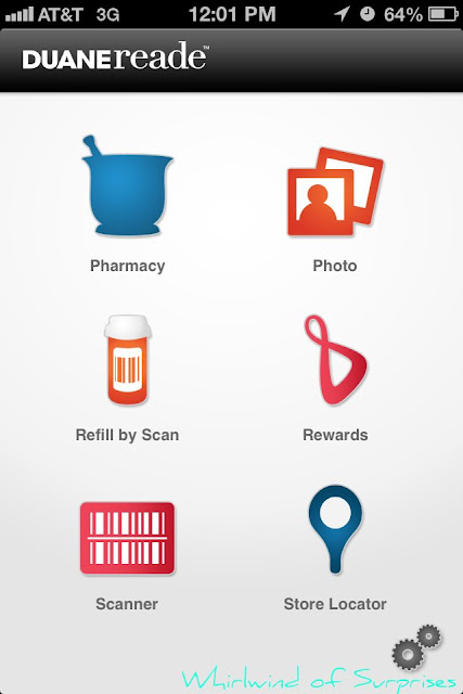 Duane Reade App