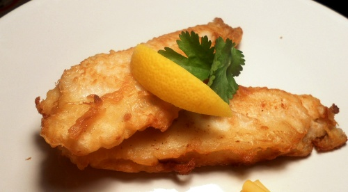 Hezzi-D's Books and Cooks: Beer Battered Fish