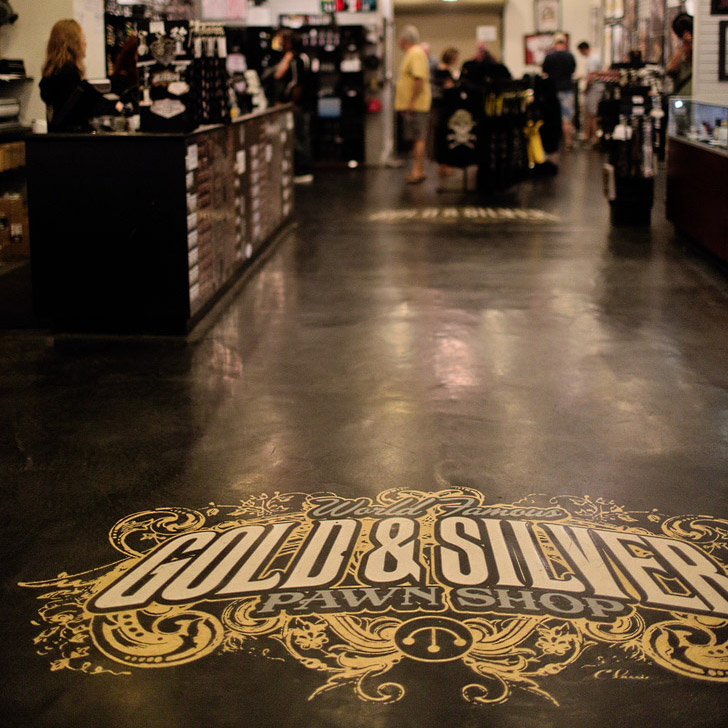 World Famous Gold and Silver Pawn Shop (25 Free Things to Do in Las Vegas).