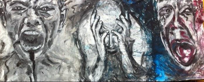 Pintura de Javier Alberola Grau en acrílico