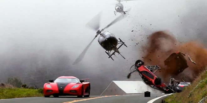 Nuevo tráiler de la película de Need for Speed