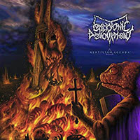 Embryonic Devourment - Reptilian Agenda recenzja okładka review cover