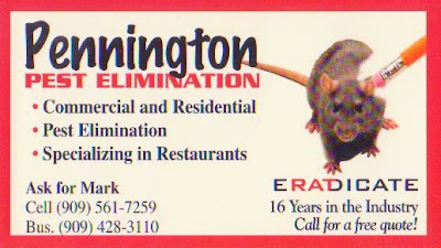 Pennington Pest Elimination