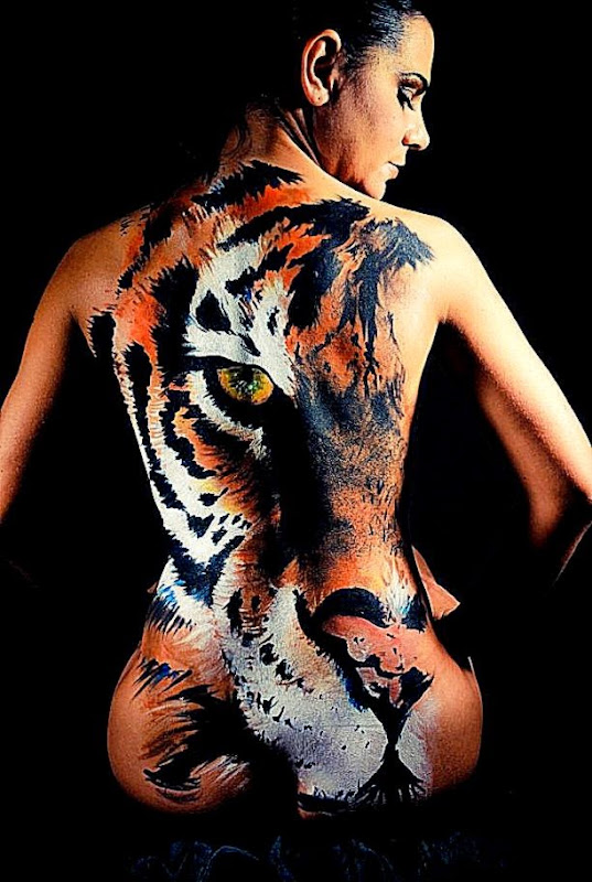 Body Art Special Body Art Pictures